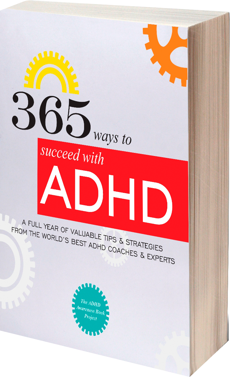 365 Ways to Succeed with ADHD