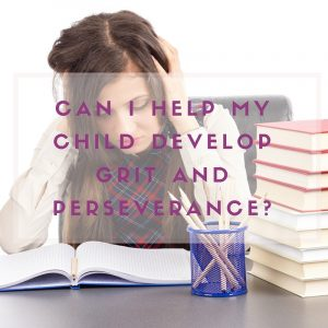 Teaching grit and perseverance