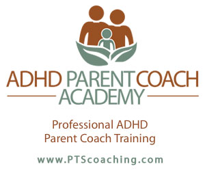 ADHD Parent Coach Academy from PTS Coaching